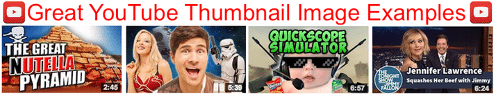 YouTube - Thumbnails