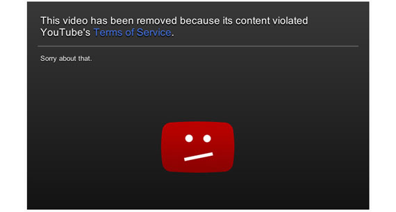 Video-Removed-TOS