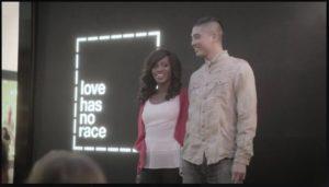 love has no race