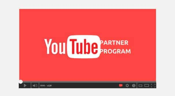 How to Begin Monetizing Your YouTube Channel Partner Program