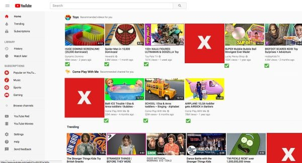 How to Use Parental Control on YouTube